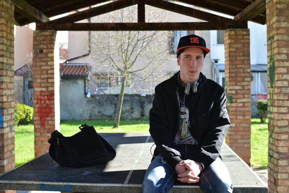 I ragazzi del Candiani: Reportage da Mestre (Ve)