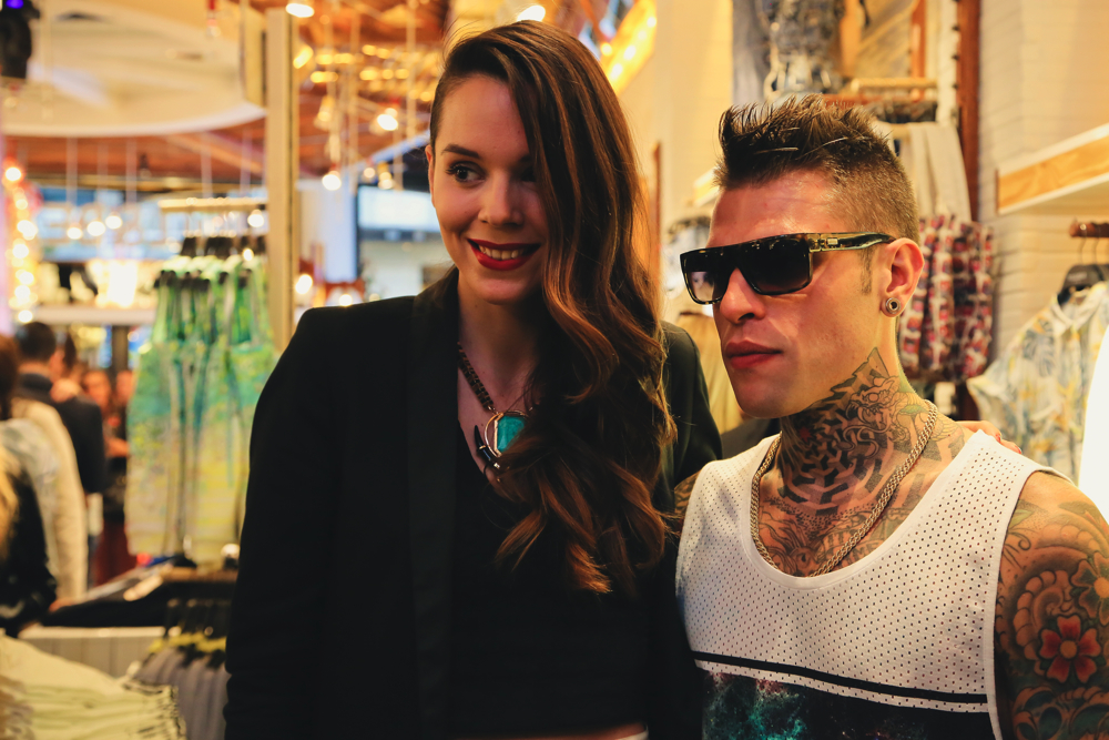 PULL&BEAR_OpeningParty_.Colzi+Fedez