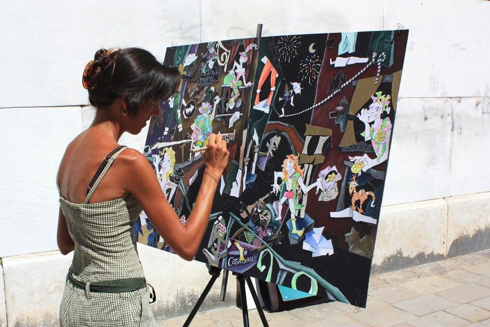 artista-di-strada-venezia-italia copy