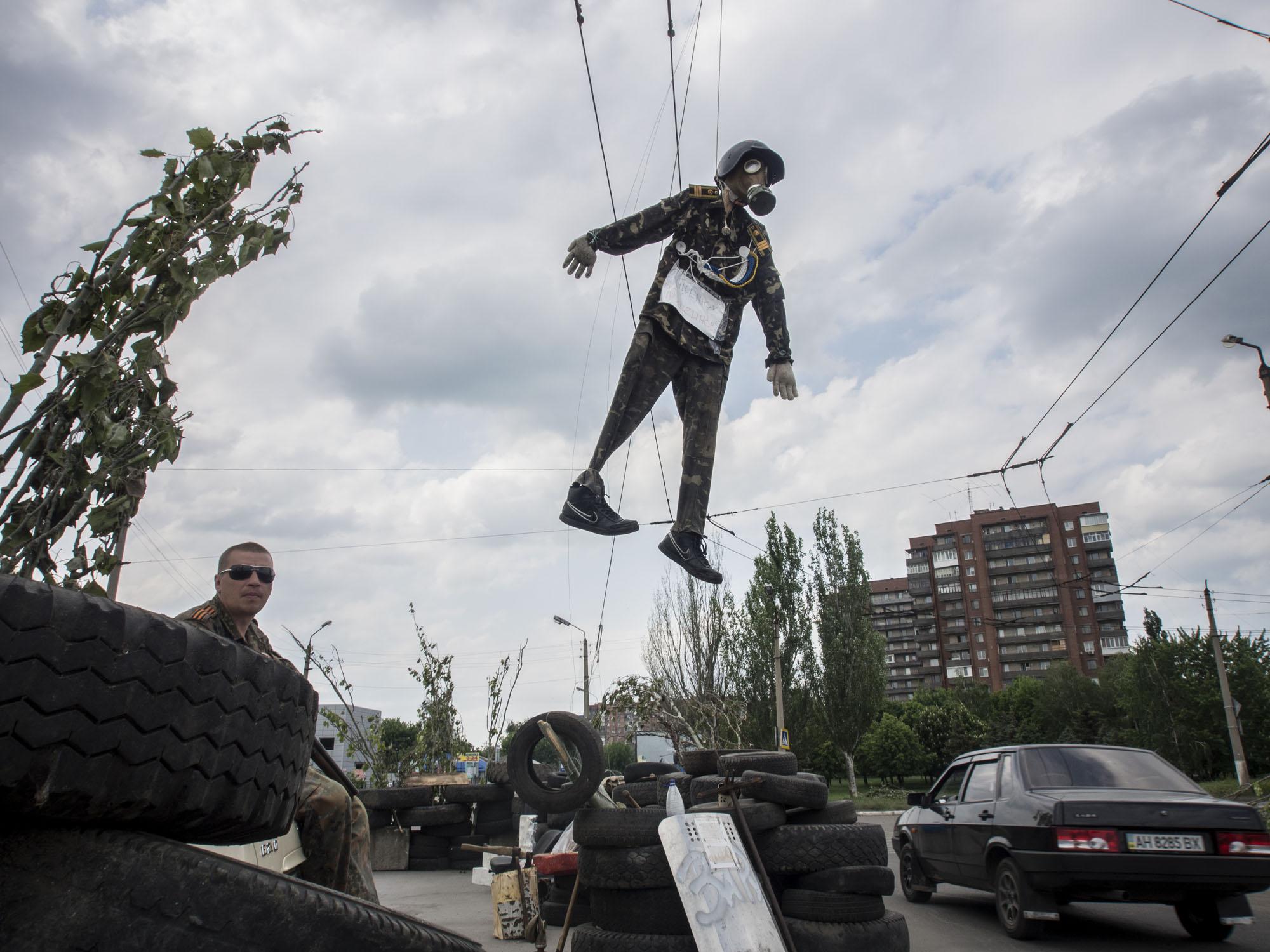 Ukraina 2014 © Andy Rocchelli / Cesura