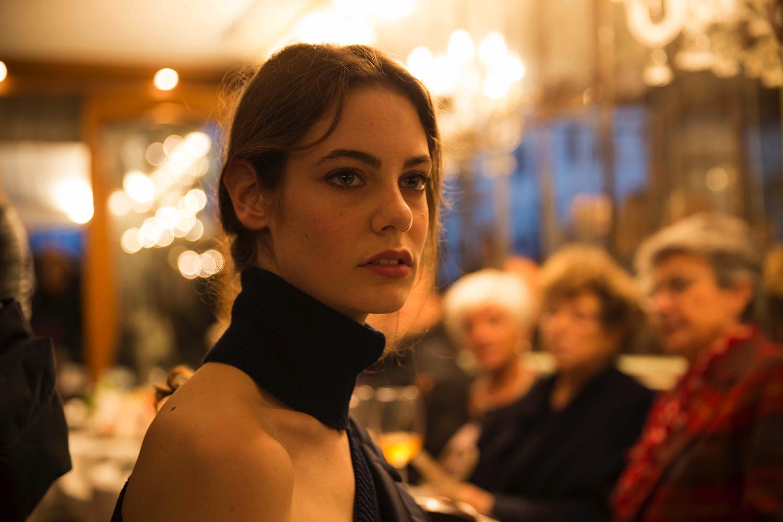Caffè-Lavena-Federica-Zumerle-e-Francesca-Napoletano Defénse-Personnel foto Eleonora Milner