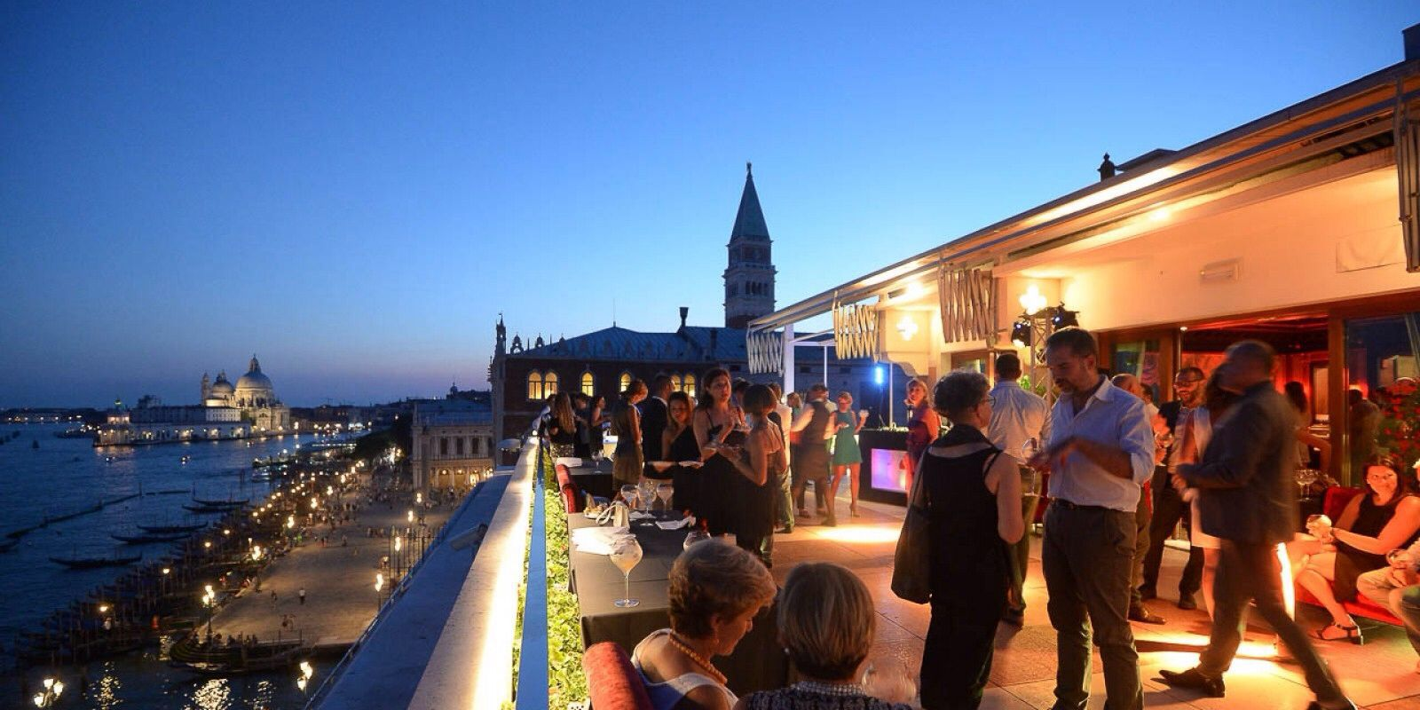Venezia73 Il Party Esclusivo Di Variety All Hotel Danieli