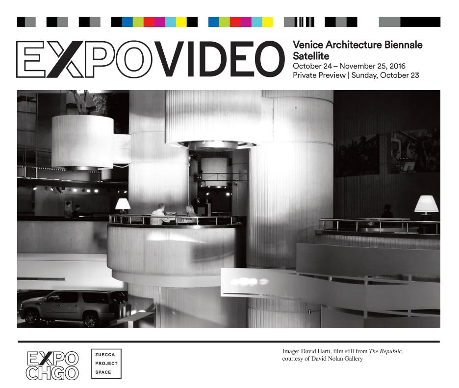 EXPO VIDEO: Invisible Cities allo Spazio Ridotto a Venezia